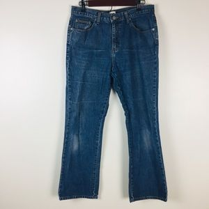 Calvin Klein Mom Jeans Retro Womens Size 10 Wide S